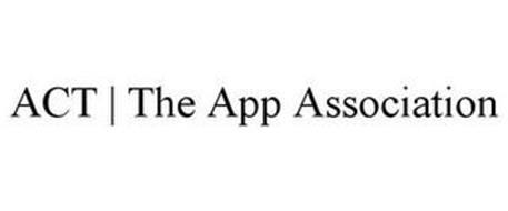 ACT   THE APP ASSOCIATION