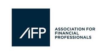 AFP ASSOCIATION FOR FINANCIAL PROFESSIONALS