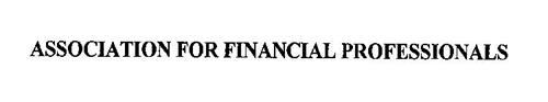 ASSOCIATION FOR FINANACIAL PROFESSIONALS