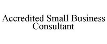 ACCREDITED SMALL BUSINESS CONSULTANT