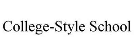 COLLEGE-STYLE SCHOOL