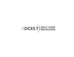 ADCES7 SELF-CARE BEHAVIORS