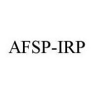 AFSP-IRP