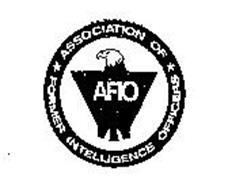 AFIO ASSOCIATION OF FORMER INTELLIGENCEOFFICERS