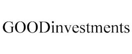 GOODINVESTMENTS