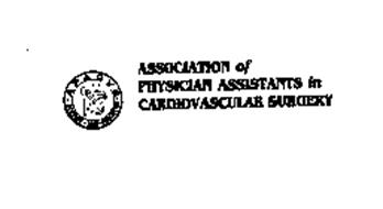 ASSOCIATION OF PHYSICIAN ASSISTANTS IN CARDIOVASCULAR SURGERY