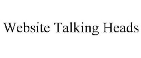 WEBSITE TALKING HEADS