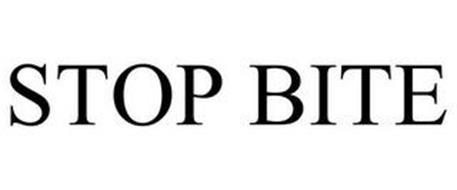 STOP BITE