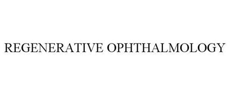 REGENERATIVE OPHTHALMOLOGY