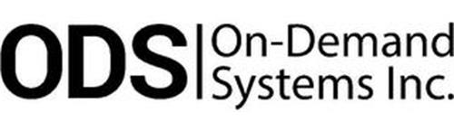 ODS ON-DEMAND SYSTEMS