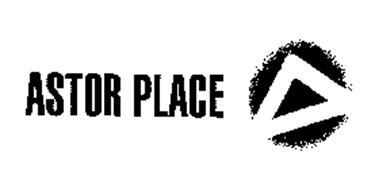 ASTOR PLACE