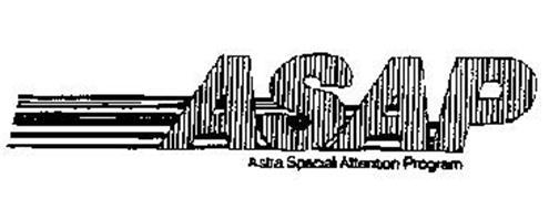 ASAP ASTRA SPECIAL ATTENTION PROGRAM