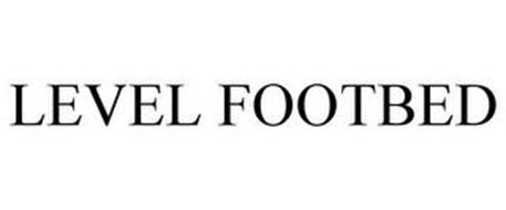LEVEL FOOTBED