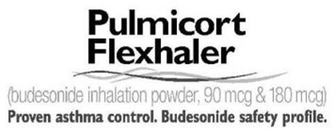 pulmicort flexhaler budesonide inhalation powder 90 mcg