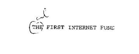 FIRST INTERNET FUND
