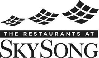 THE RESTAURANTS AT SKYSONG