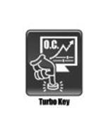 O.C. TURBO KEY