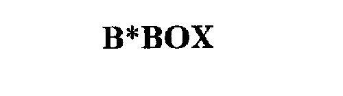 B*BOX