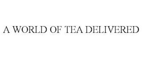 A WORLD OF TEA DELIVERED