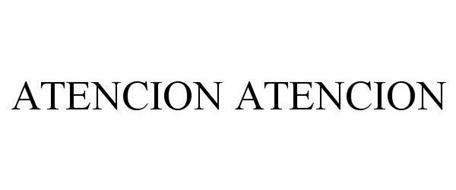 ATENCION ATENCION
