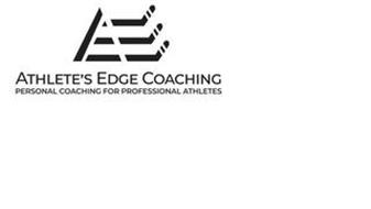 AE ATHLETE'S EDGE COACHING PERSONAL COACHING FOR PROFESSIONAL ATHLETES