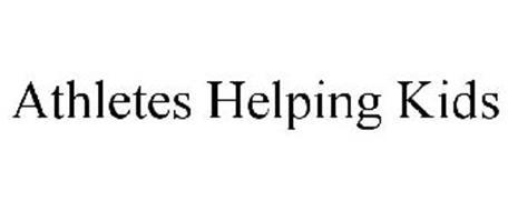 ATHLETES HELPING KIDS