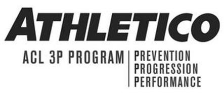 ATHLETICO ACL 3P PROGRAM PREVENTION PROGRESSION PERFORMANCE