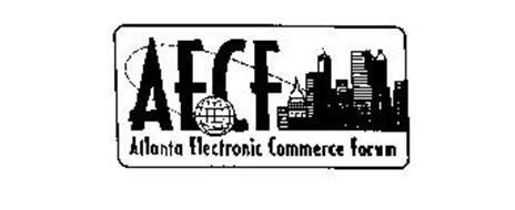 AECF ATLANTA ELECTRONIC COMMERCE FORUM