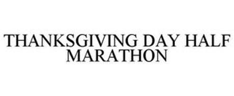THANKSGIVING DAY HALF MARATHON