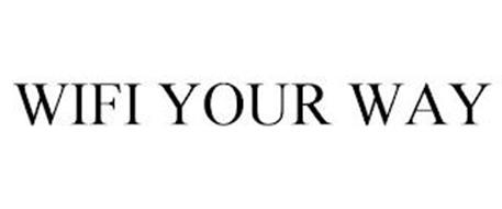 WIFI YOUR WAY