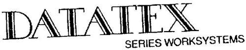 DATATEX SERIES WORKSYSTEMS