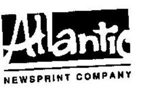 ATLANTIC NEWSPRINT COMPANY