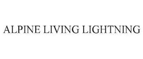 ALPINE LIVING LIGHTNING