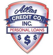 ATLAS CREDIT CO. INC. PERSONAL LOANS