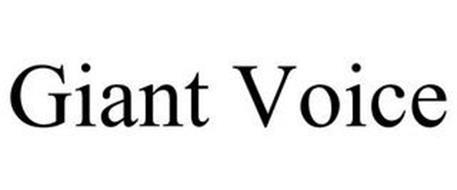 GIANT VOICE