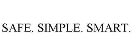 SAFE. SIMPLE. SMART.