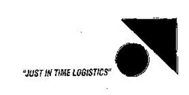 """""""JUST IN TIME LOGISTICS"""""""