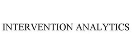 INTERVENTION ANALYTICS
