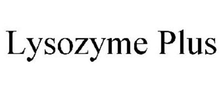 LYSOZYME PLUS