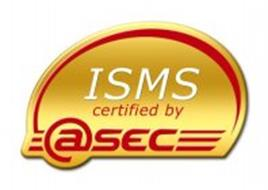 ISMS CERTIFIED BY @SEC
