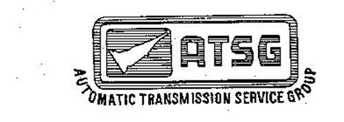 ATSG AUTOMATIC TRANSMISSION SERVICE GROUP