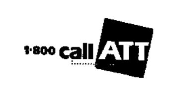1 800 Call Att Trademark Of At Amp T Intellectual Property Ii L P Serial Number 75232168