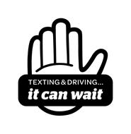 TEXTING & DRIVING...IT CAN WAIT