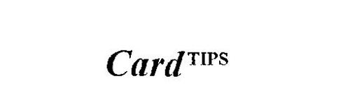CARDTIPS