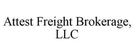 ATTEST FREIGHT BROKERAGE, LLC