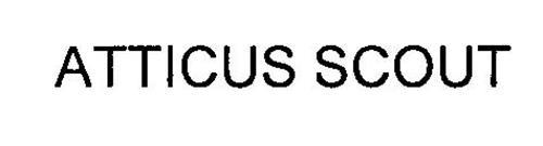 ATTICUS SCOUT