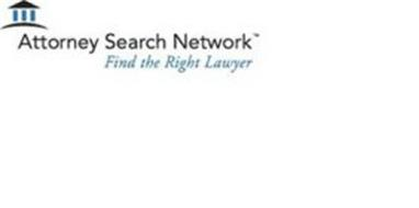 ATTORNEY SEARCH NETWORK LAWYER REFERRAL SERVICE