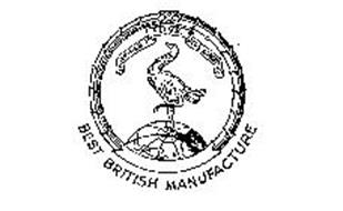 WHILE I LIVE I'LL CROW BEST BRITISH MANUFACTURE