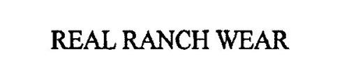 REAL RANCH WEAR