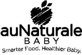 AUNATURALE BABY SMARTER FOOD. HEALTHIER BABY.